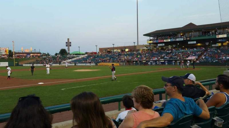 FirstEnergy Park, section: 113, row: 6, seat: 12