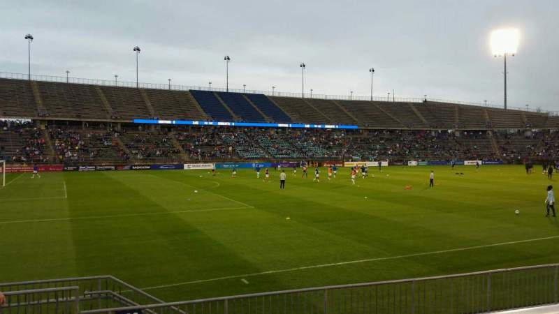 Seating view for Rentschler Field Section 138 Row 7 Seat 25