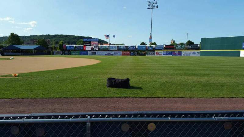 Seating view for NYSEG Stadium Section 16 Row C Seat 16