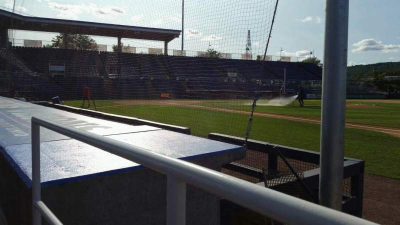 Seating view for NYSEG Stadium Section 12 Row D Seat 16