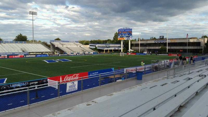Seating view for James M. Shuart Stadium Section 6 Row 10 Seat 19