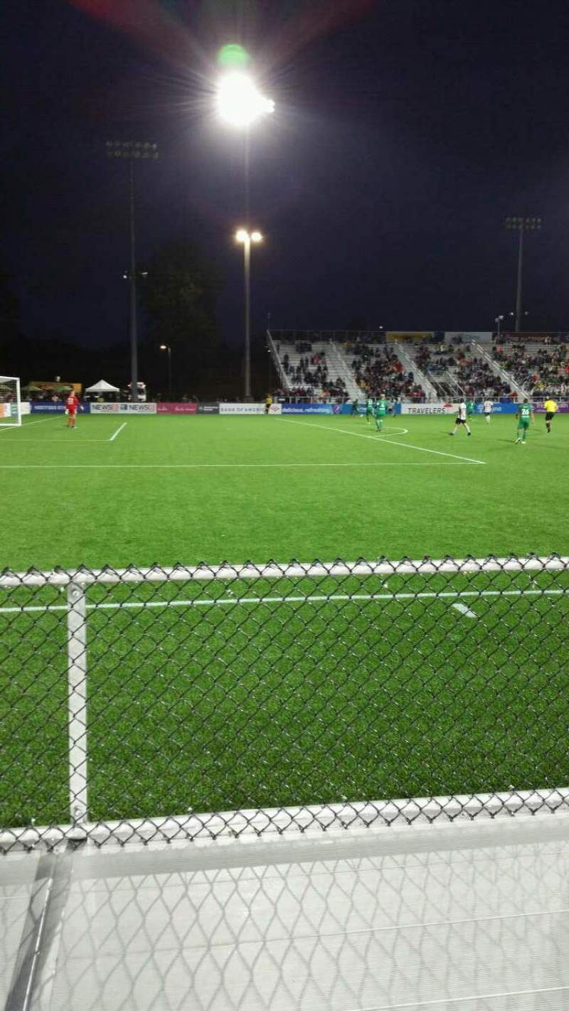 Seating view for Dillon Stadium Section 2 Row A Seat 22
