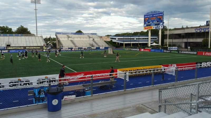 Seating view for James M. Shuart Stadium Section 3 Row 8 Seat 20
