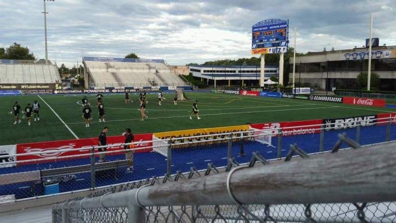Seating view for James M. Shuart Stadium Section 3 Row 8 Seat 13