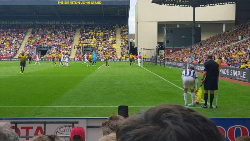 Photos Of The Watford FC At Vicarage Road