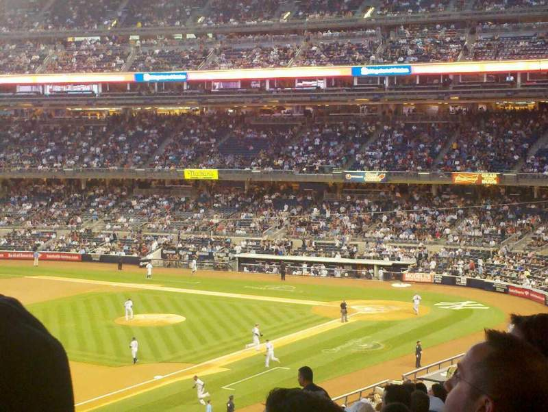 Seating view for Yankee Stadium Section 228 Row 19 Seat 17