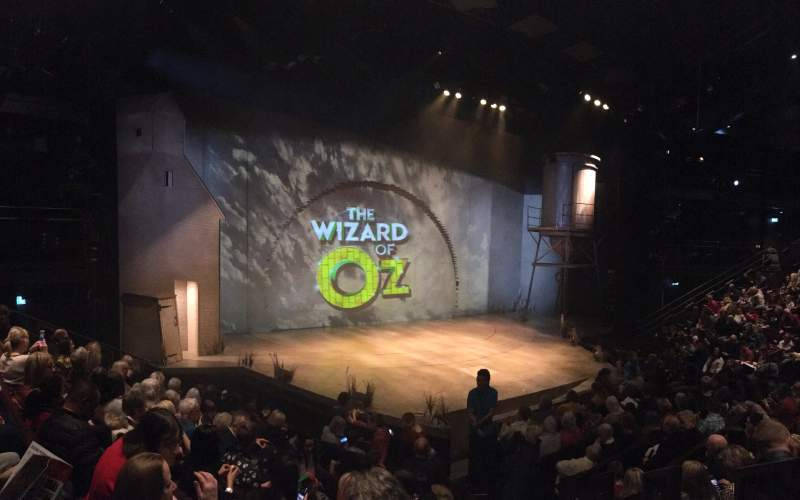 Seating view for Leeds Playhouse Row G Seat 26