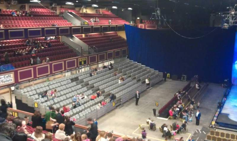 Citywest Hotel Section 2e Row G Seat 12 Shared By