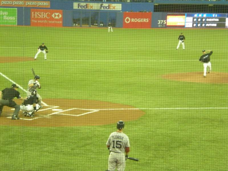 Rogers Centre, section: 119R, row: 24, seat: 9