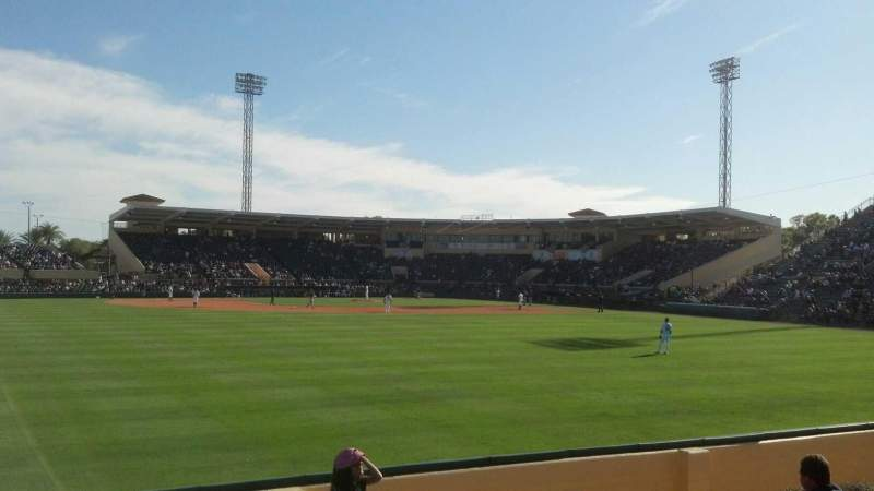 Joker Marchant Stadium, section: Berm
