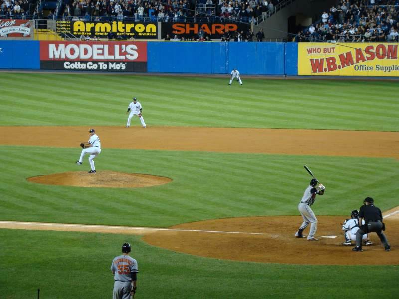 Seating view for Old Yankee Stadium Section M6 Row Box B Seat 11