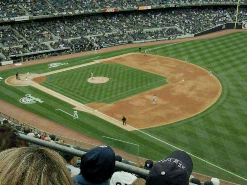 Seating view for Yankee Stadium Section 311 Row 10 Seat 12