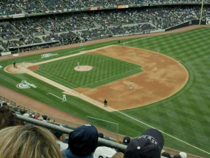 Yankee Stadium, section: 311, row: 10, seat: 12