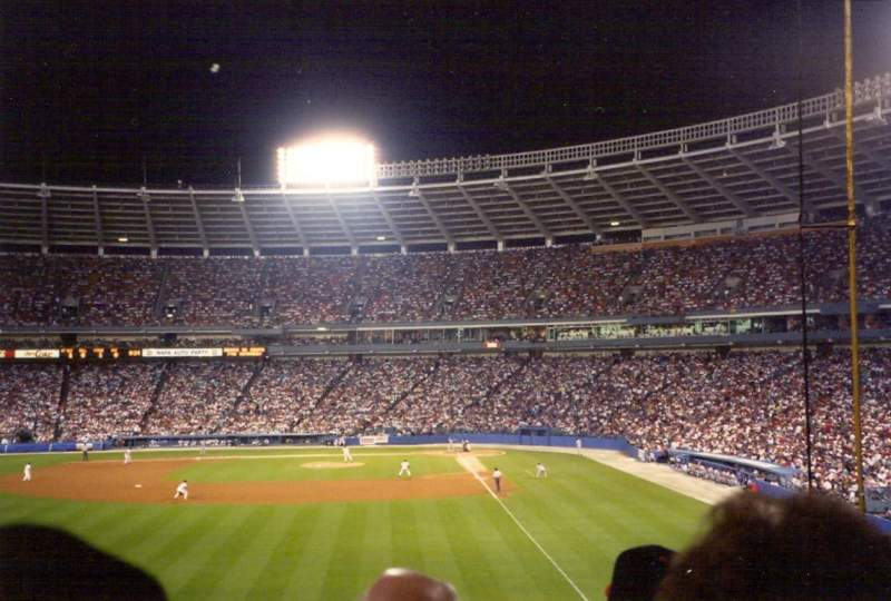 Seating view for Atlanta-Fulton County Stadium