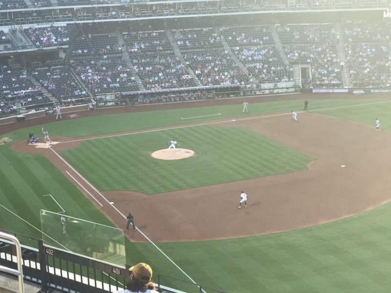 Citi Field, section: 401
