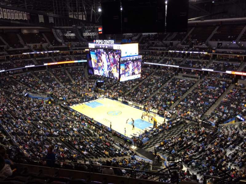 Find Restaurants Near Pepsi Center