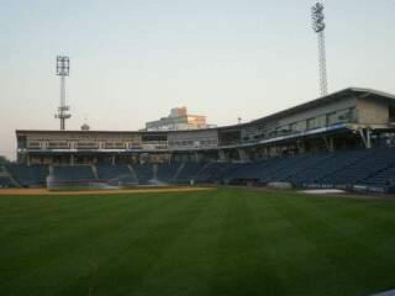 Seating view for Richmond County Bank Ballpark