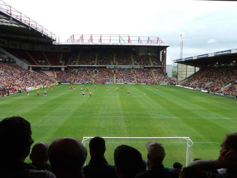 Seating view for Valley Parade Section UH Row T Seat 47