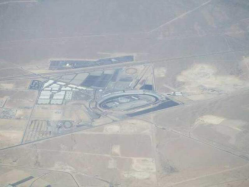 Seating view for Las Vegas Motor Speedway