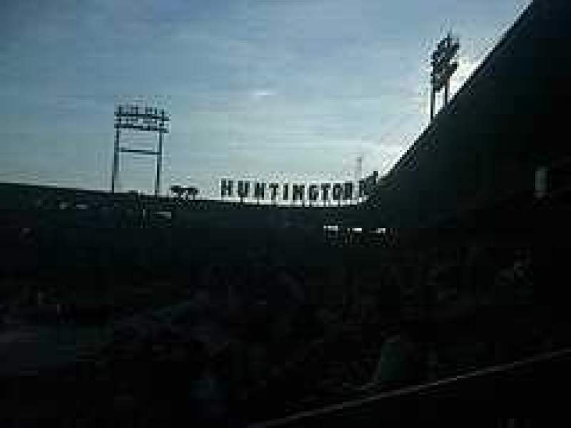 Seating view for Huntington Park Section 25
