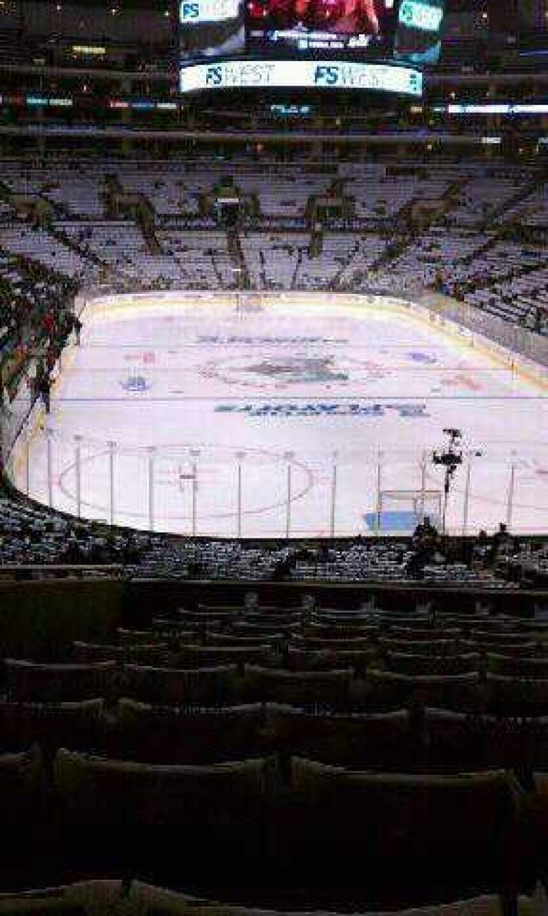 Seating view for Staples Center Section 217 Row 11 Seat 15