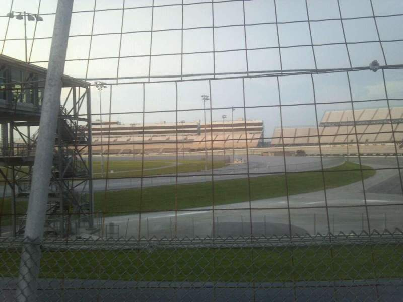 Seating view for Dover International Speedway Section Outside