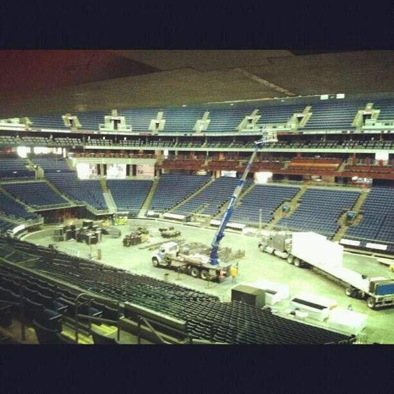 Seating view for Nationwide Arena