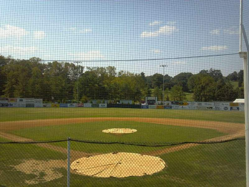 Seating view for Moxie Stadium