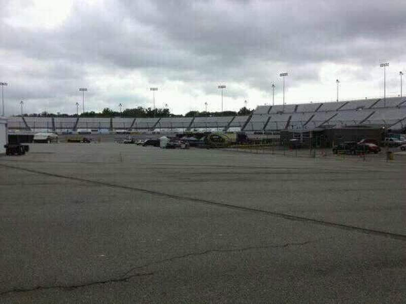 Seating view for Richmond International Raceway Section Infield