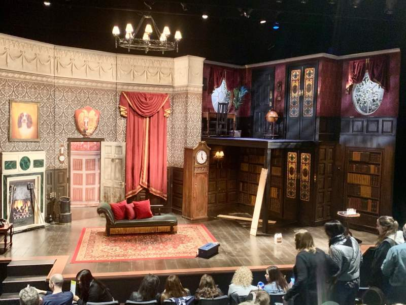 Seating view for New World Stages - Stage 4 Section Orchestra Row J Seat 104
