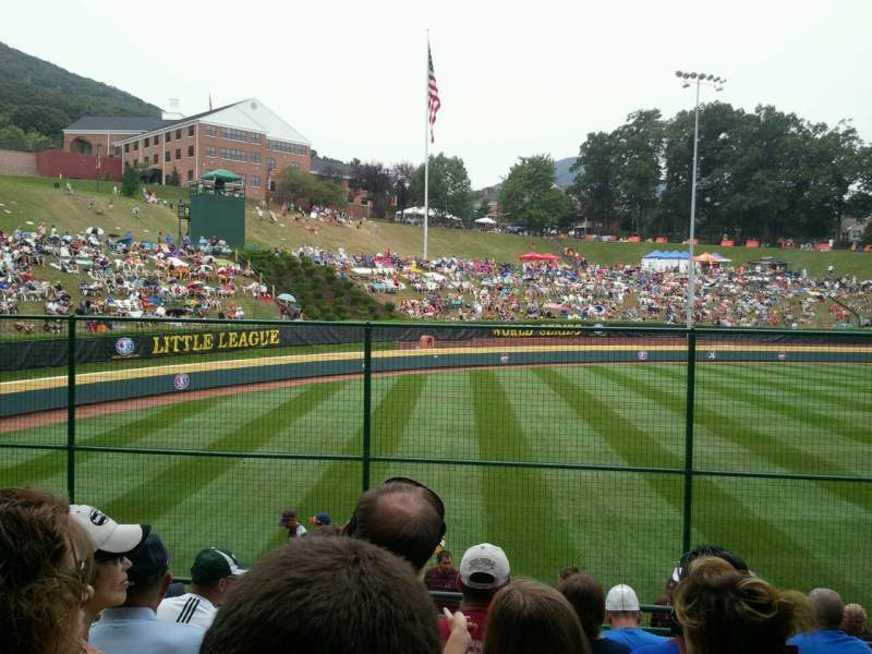 Seating view for Howard J. Lamade Stadium
