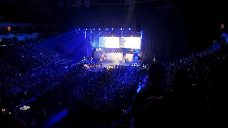 SNHU Arena, section: 225, row: c, seat: 9