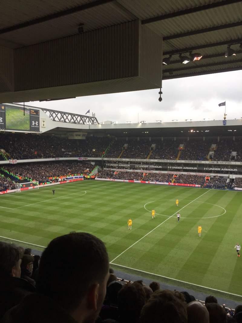 Seating view for White Hart Lane