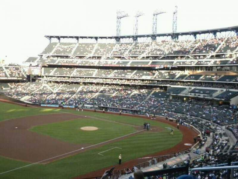 Seating view for Citi Field Section 330