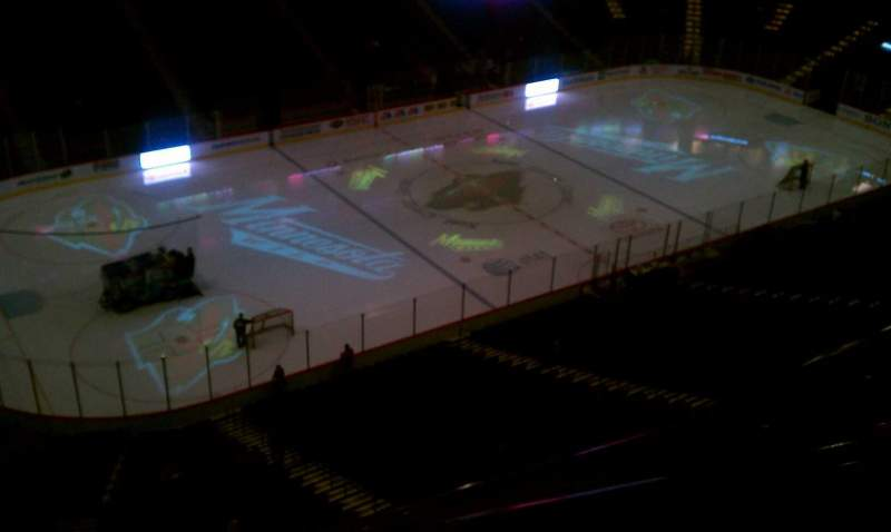 Xcel Energy Center, section: 207, row: 3, seat: 10