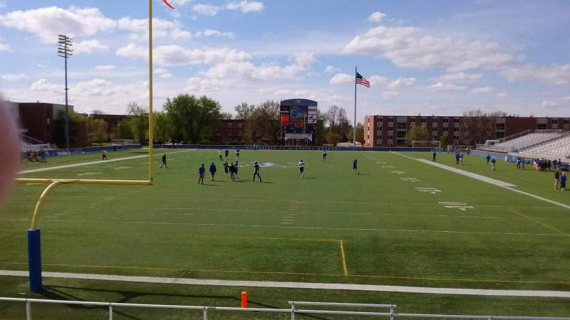 Cope Stadium, section: GA, row: top