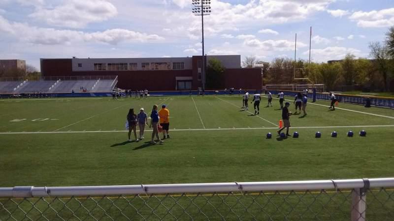 Cope Stadium, section: GA Southwest