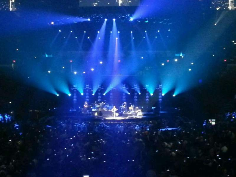 AT&T Center, section: 128, row: 27, seat: 15