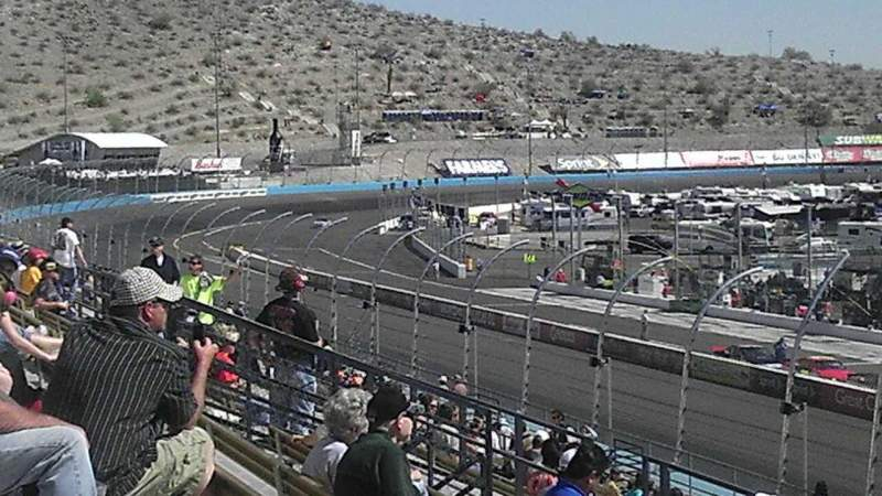 Seating view for Phoenix International Raceway