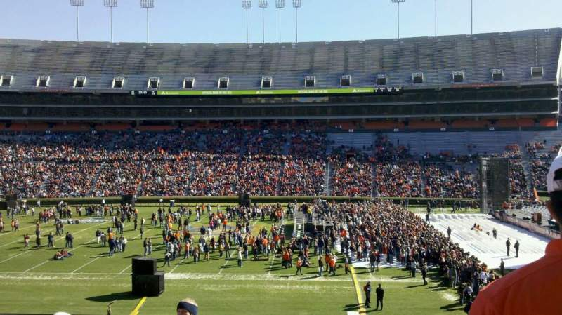 Seating view for Jordan-Hare Stadium Section 7