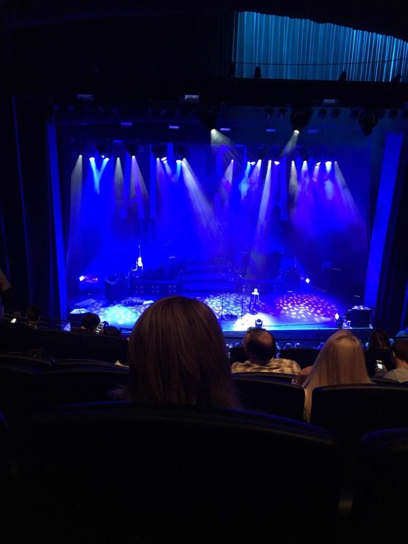 Seating view for The Novo by MicrosoftSeat 215