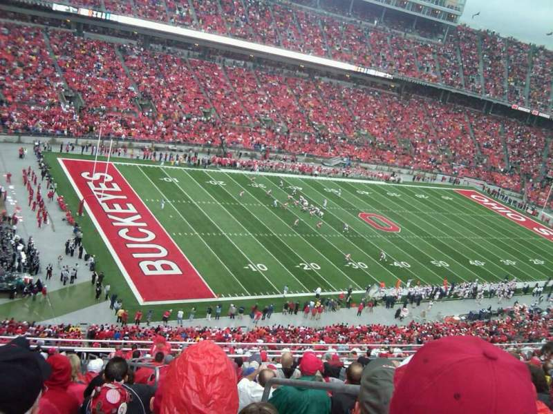 Seating view for Ohio Stadium Section 28c