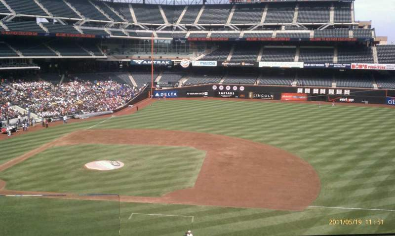 Seating view for Citi Field Section 311 Row 3 Seat 13