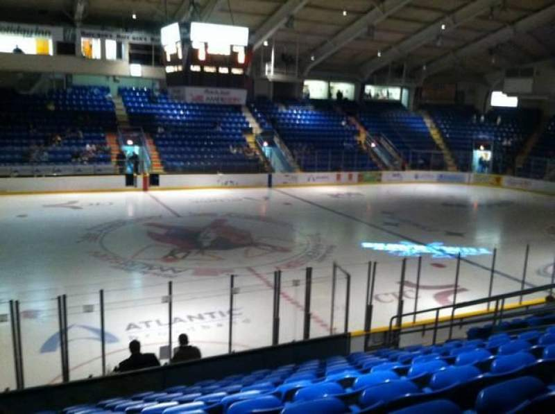 Cambria County War Memorial Arena Home Of Johnstown Tomahawks