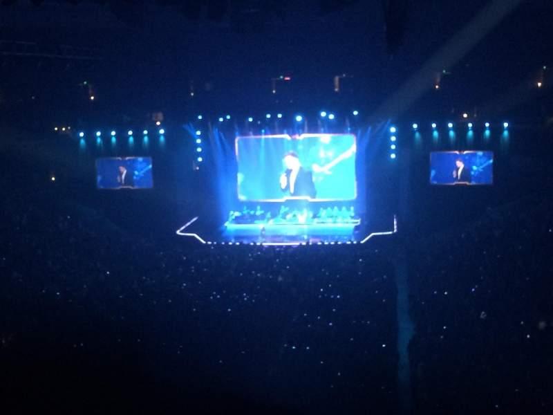 Honda Center, section: 443