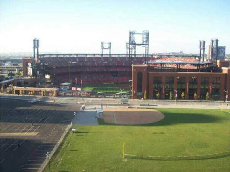Seating view for Busch Stadium