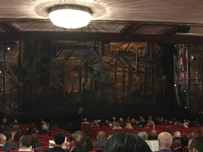 Seating view for Broadway Theatre - 53rd Street