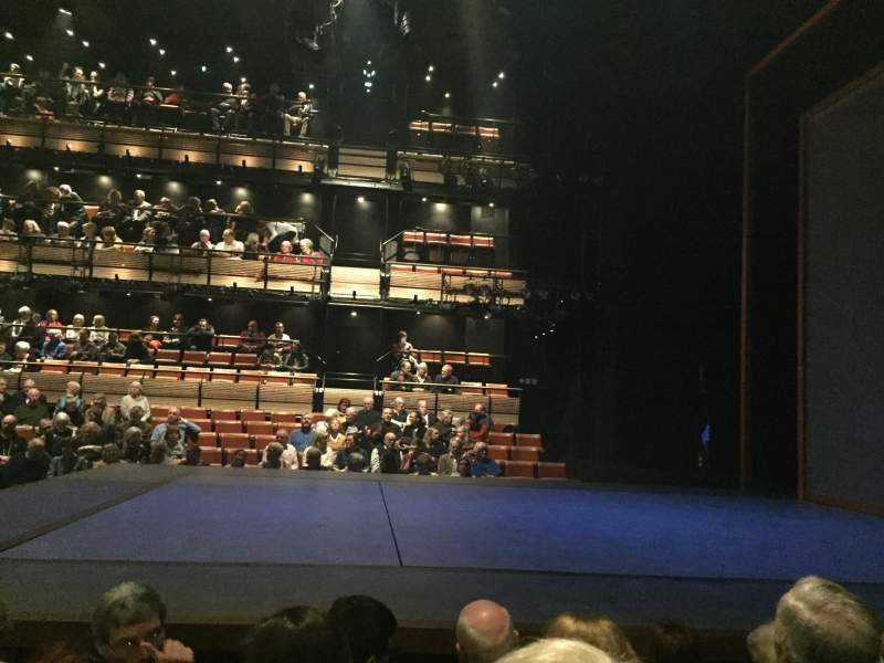 Seating view for Bridge Theatre Section Stalls Row D Seat 7
