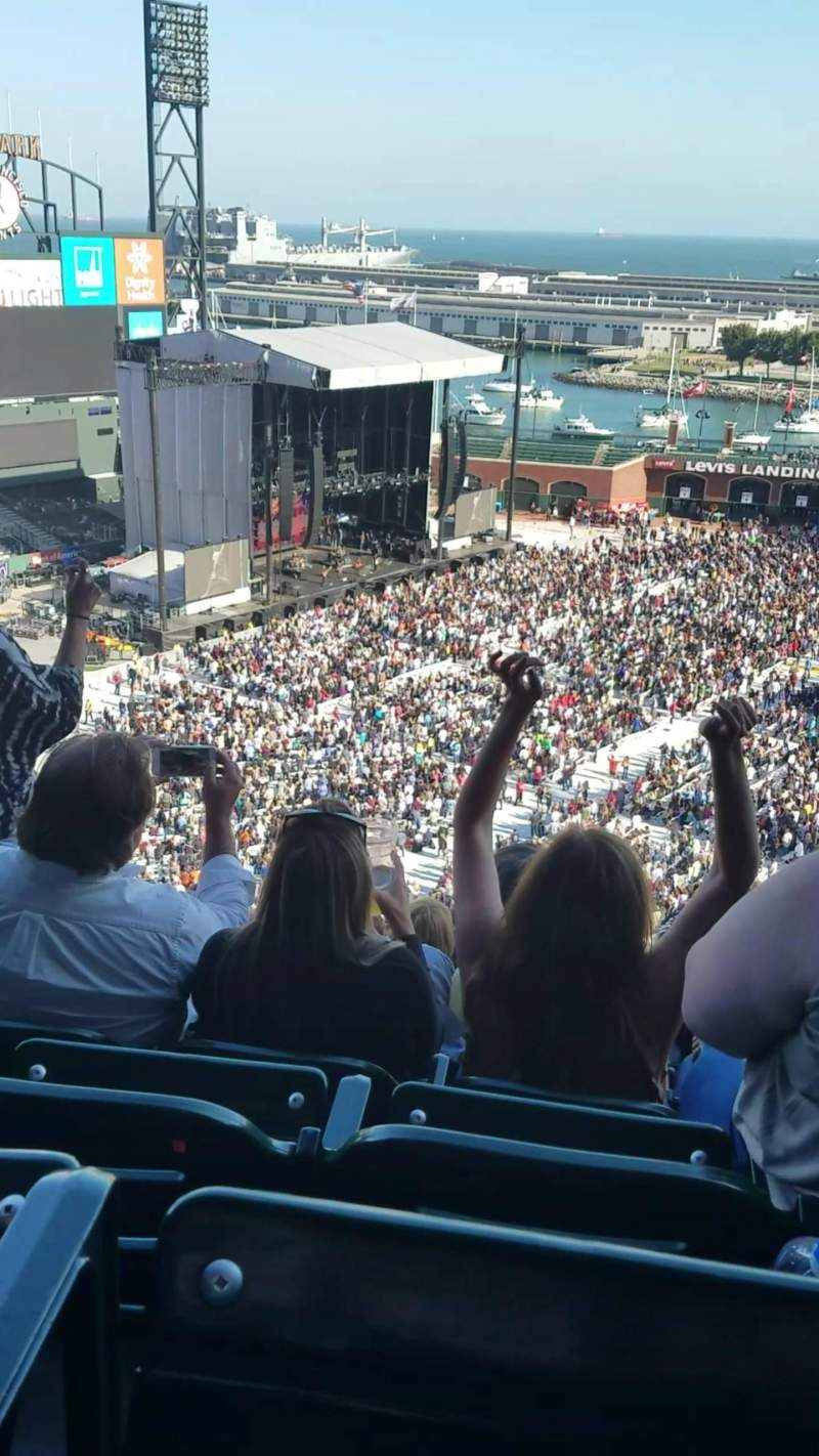 AT&T Park, section: 328, row: 15, seat: 4