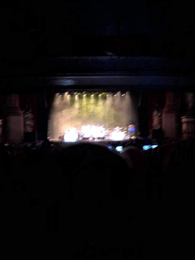 Seating view for Beacon Theatre Section Orchestra C Row Y Seat 106